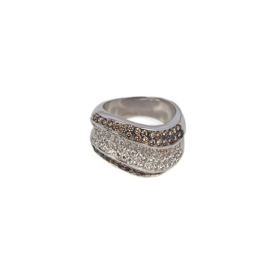 Sortija diamantes Top Armony. (Rf. TA016)