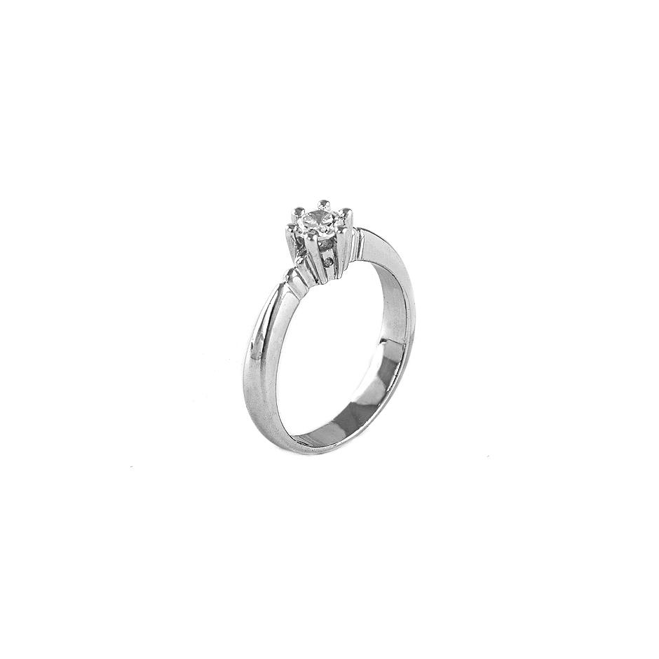 Solitario diamante. ( Rf 01397BR )
