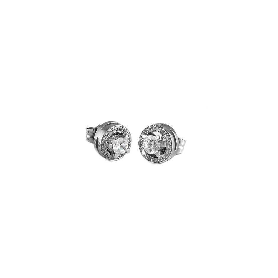 Pendientes con diamantes ( 05153-PBR)