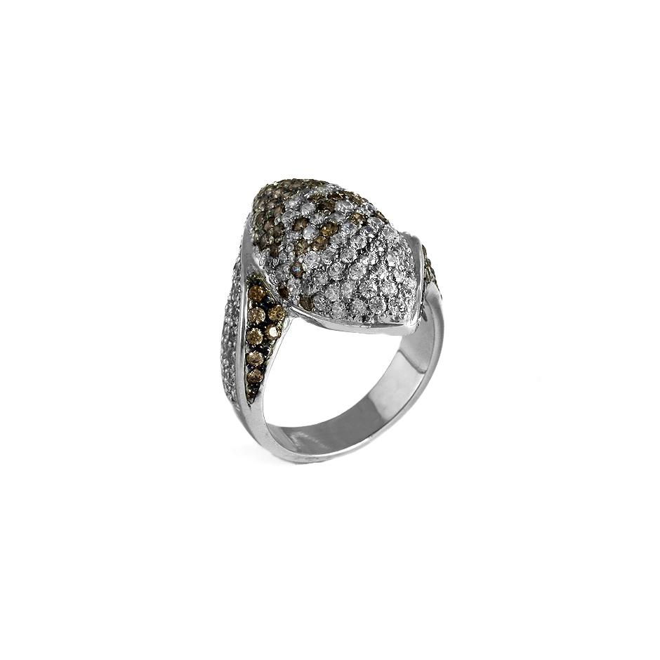 Sortija diamantes. (04179BR)