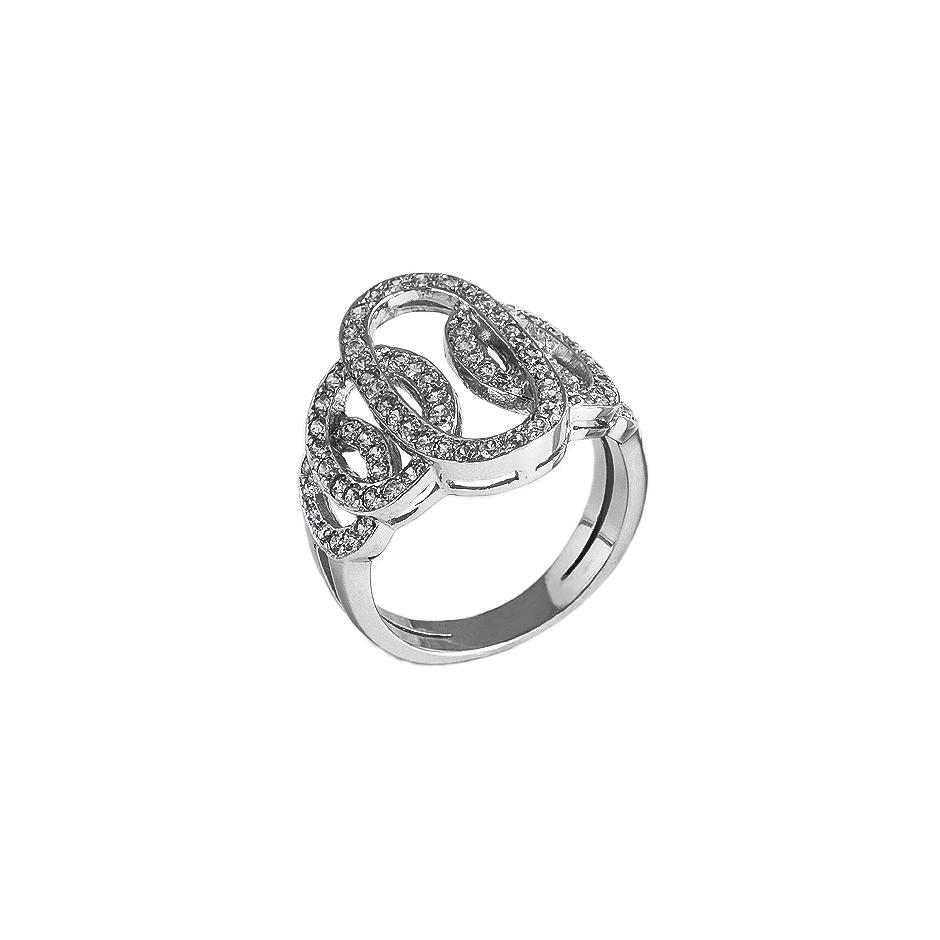 Sortija diamantes. (04299BR)