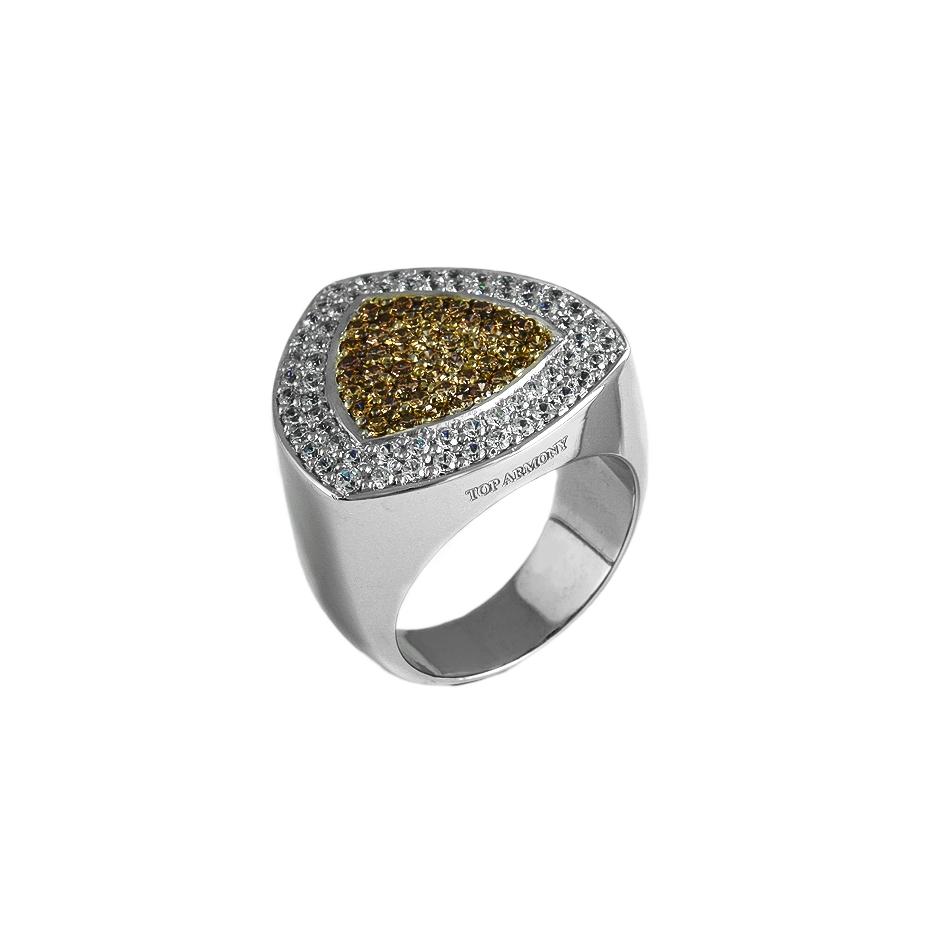 Sortija diamantes. (04296BR-BROW)