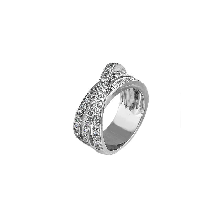 Sortija diamantes. (04302BR)
