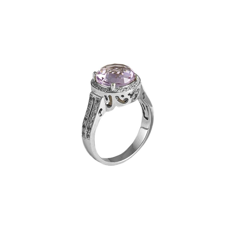 Sortija diamantes. (Rf 05257BR)
