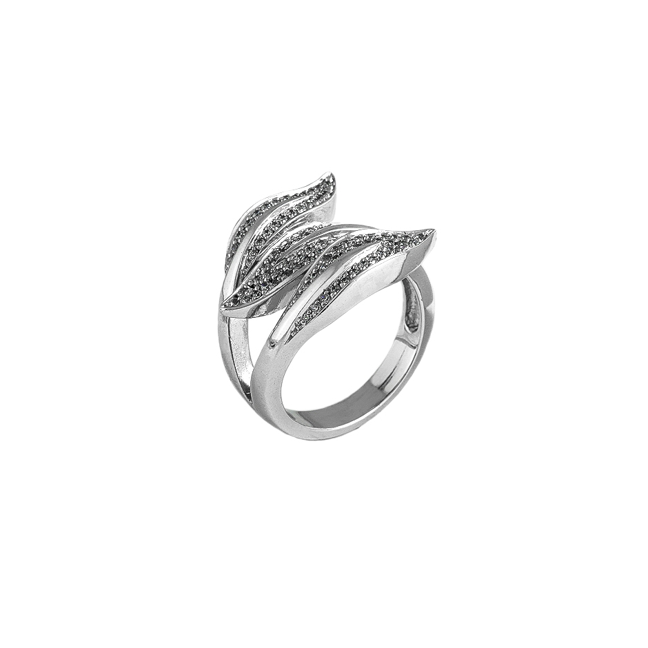 Sortija diamantes. (Rf 04692S-BR)