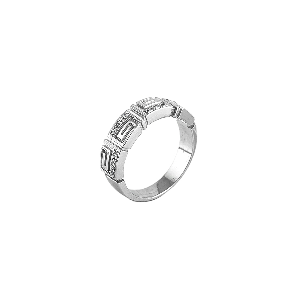 Sortija diamantes (Rf 04290BR)