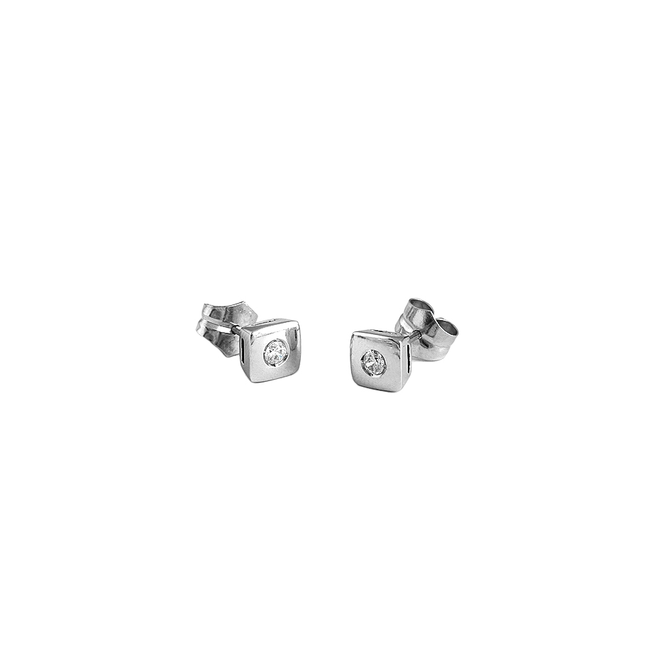 Pendientes con diamantes ( 01076BR)