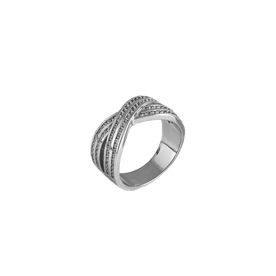 Sortija diamantes. (Rf 05278BR)