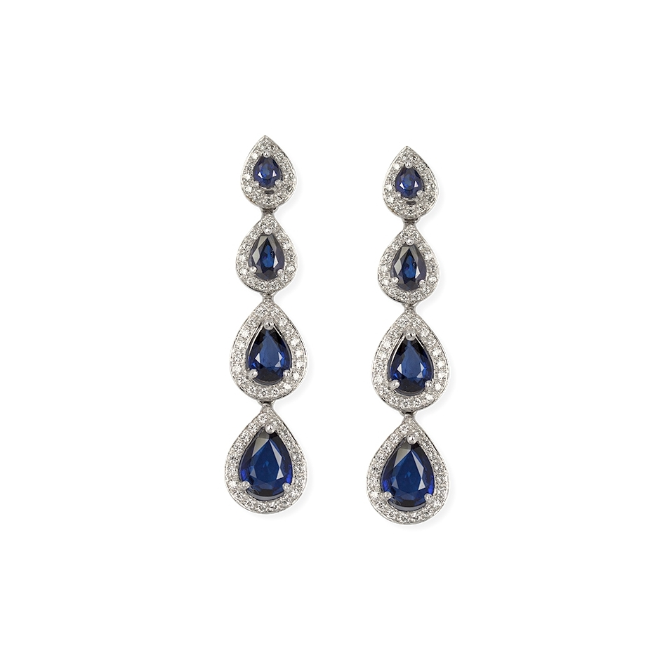 Pendientes diamantes Top Armony. (Rf. TA008)