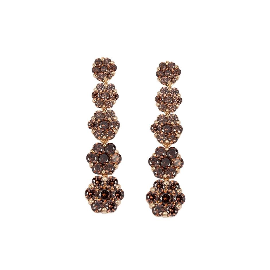 Pendientes diamantes Top Armony. (Rf. TA009)
