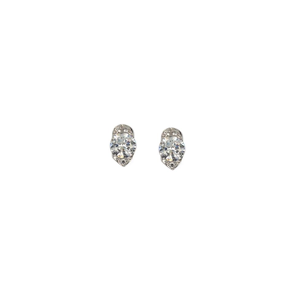 Pendientes diamantes Top Armony. (Rf. TA010)