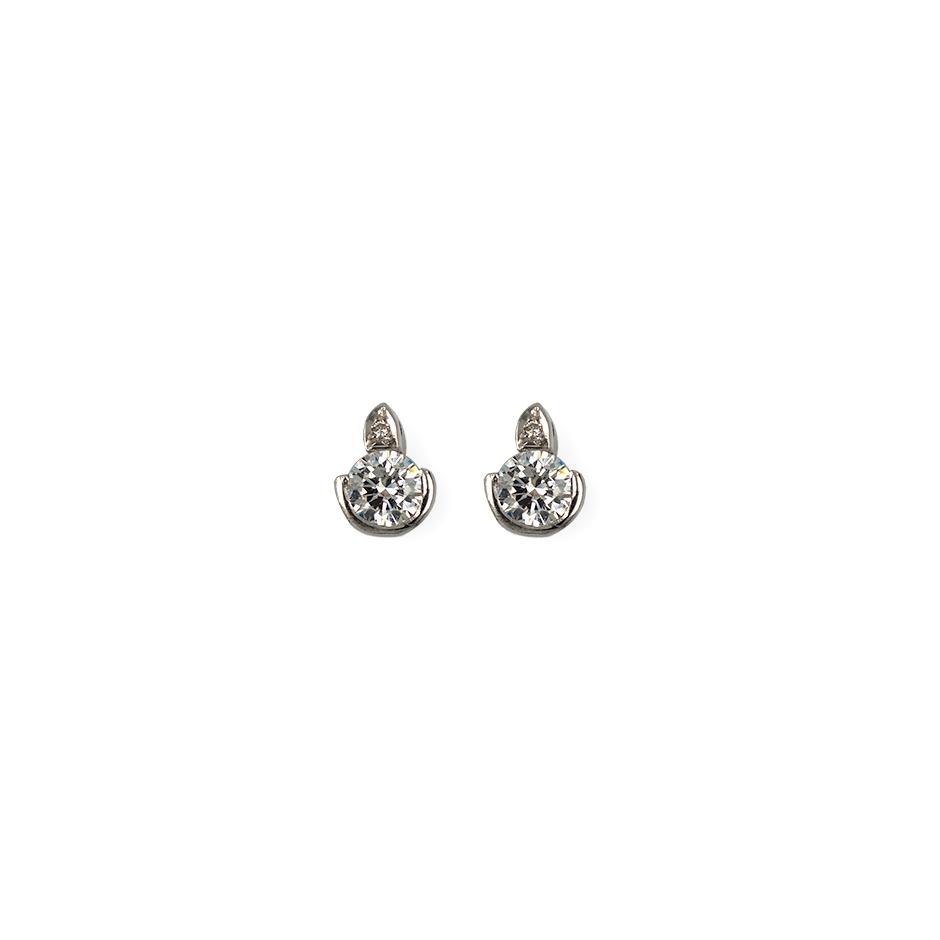 Pendientes diamantes Top Armony. (Rf. TA012)